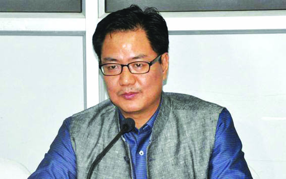No major militant attack in 4.5 years other than Uri: Rijiju
