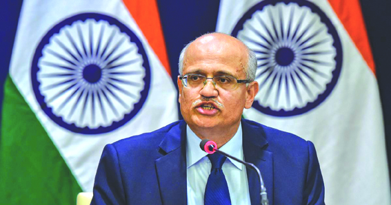 Pre-emptive strike carried out across LoC in Balakote: Foreign secretary