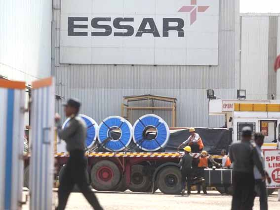 Vedanta, JSW may jointly bid for Essar Steel, make offer of Rs 48,000 crore