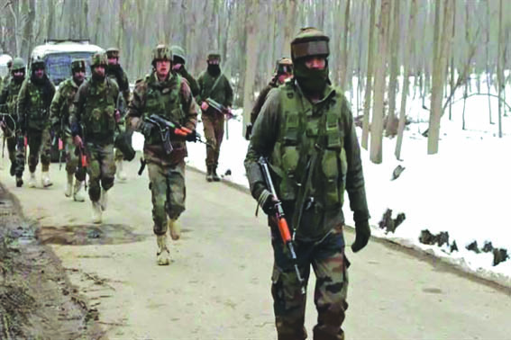 Two Hizb militants killed in Budgam encounter