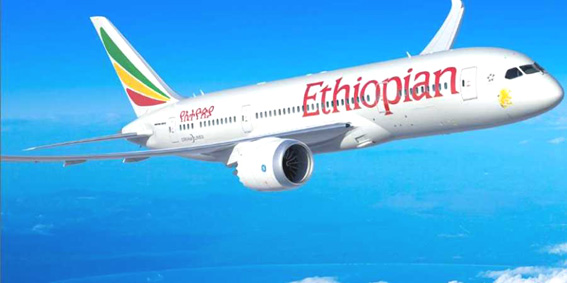 157 people on Ethiopian Airlines flight killed in crash