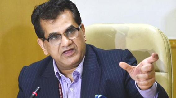 E-commerce revolutionised retail sector in India: Niti Aayog CEO
