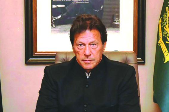 Islamophobia responsible for attacks: Pak PM