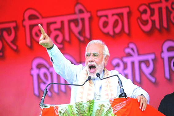 None on other side would have survived if we had Rafale: Modi