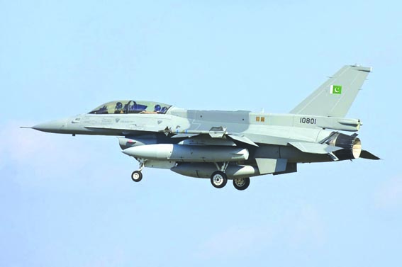 Pak fighter jets detected near LoC, Air Force on high alert