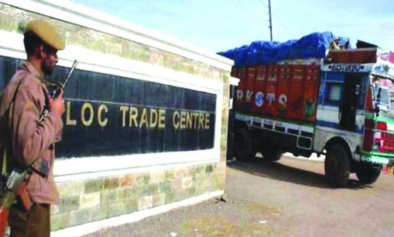 Poonch-Rawalakot cross-LoC trade resumes after two days