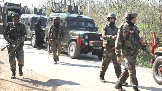 Top JeM Commander Among 3 militants, Soldier, Civilian Killed, 3 Injured In Pulwama Gunfight