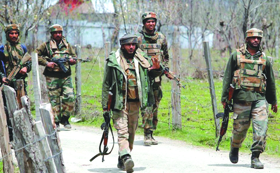 Two militants killed, civilian injured in Tral gunfight