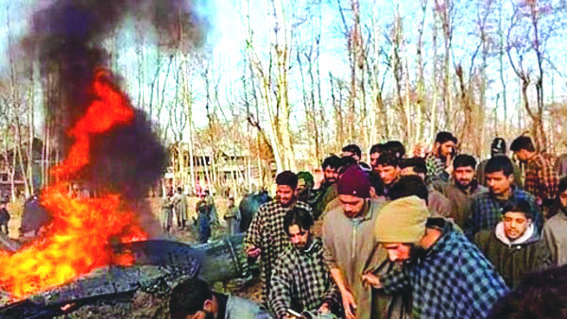 Two weeks on, IAF yet to submit report on MI-7 helicopter crash incident