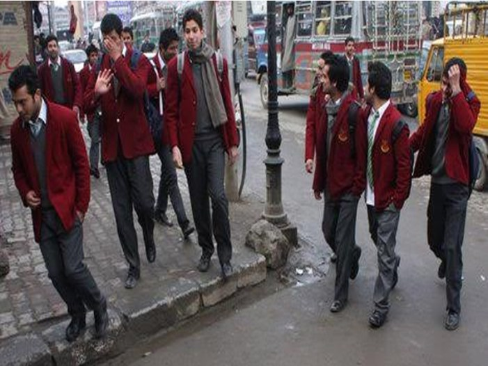 Winter break ends, schools, colleges re-open in Kashmir