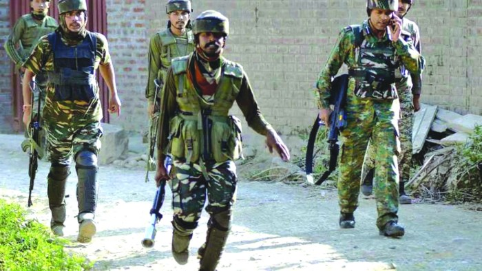2 militants killed in Bijbehara gunfight