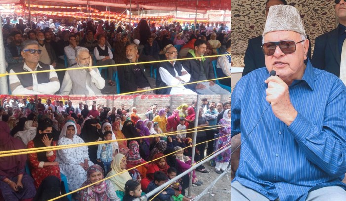 Abrogating Art 370 will pave way for 'freedom': Dr Farooq