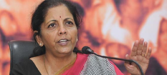 Ground situation needs to change to withdraw AFSPA: Sitharaman