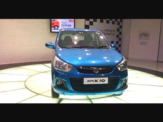 Maruti hikes prices of Alto K10, adds safety features