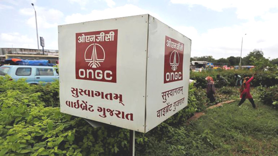 ONGC gas output jumps 6.5% to record high in FY19