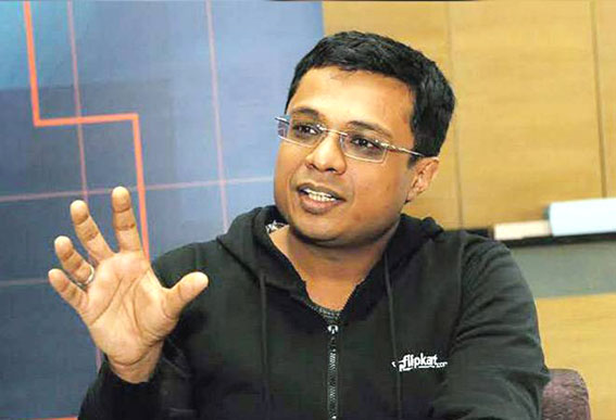 Sachin Bansal in talks for large stake in micro finance company