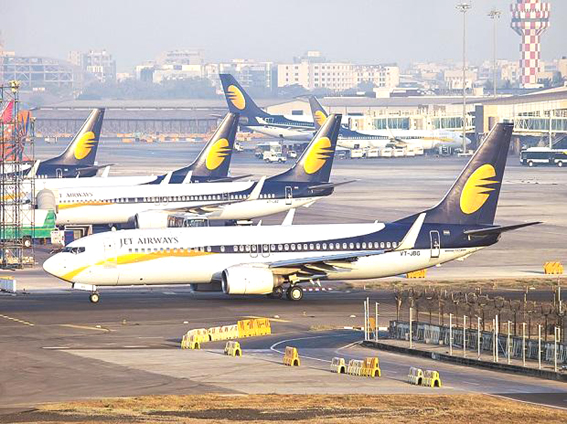 TPG Capital, Etihad, NIIF likely to bid for cash-strapped Jet Airways