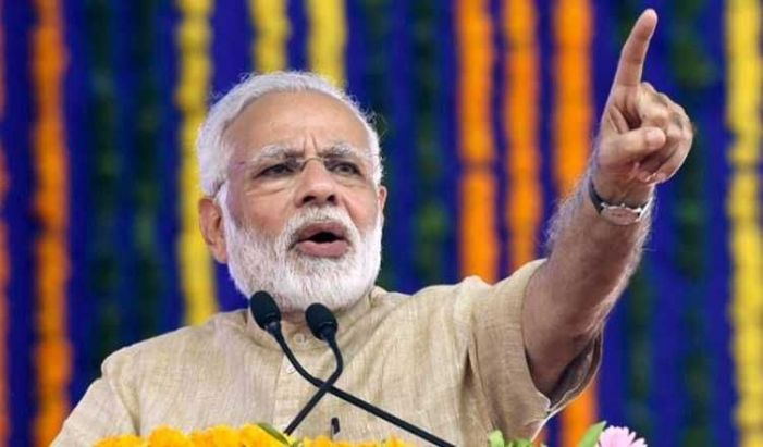 Chemistry defeated arithmetic in elections: PM Modi