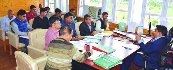 Dwivedi reviews functioning of Information Department