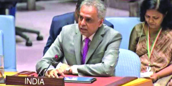 India criticises slow pace of UN Security Council reform process