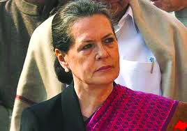Ready to sacrifice everything to safeguard country's values: Sonia