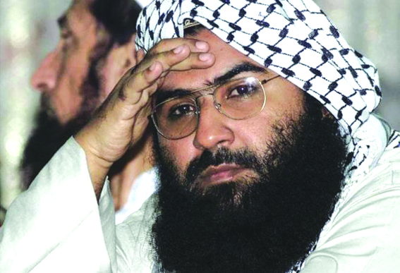 UN designates JeM chief Masood Azhar as global terrorist
