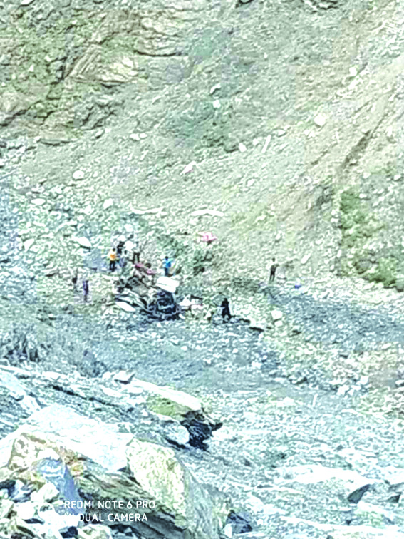 11 killed, 7 injured in road accident near Peer Ki Gali