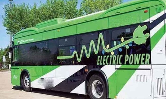 20 e-buses await charging points to ply in Srinagar
