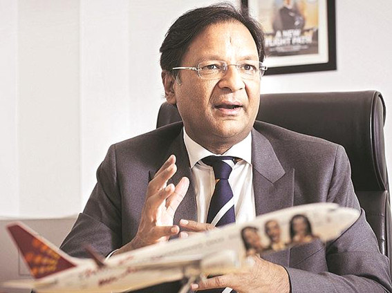 Jet a 'wake up call'; policymakers to be partly blamed: SpiceJet chief