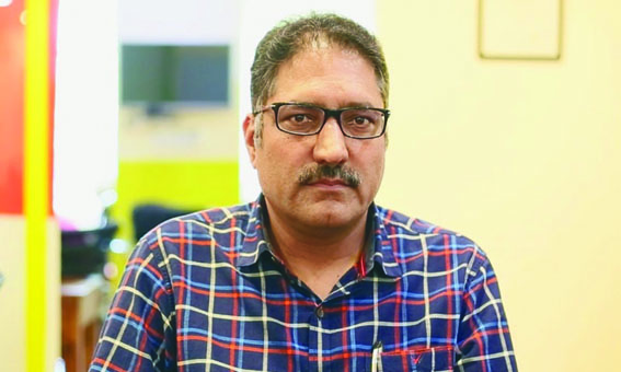 Shujaat Bukhari remembered on his first Death anniversary