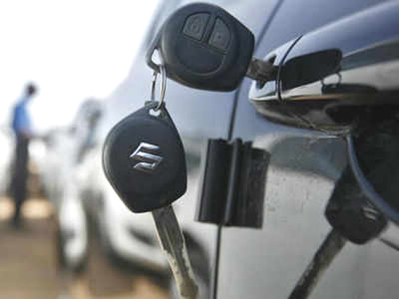 Maruti's domestic sales crash by 25% in May