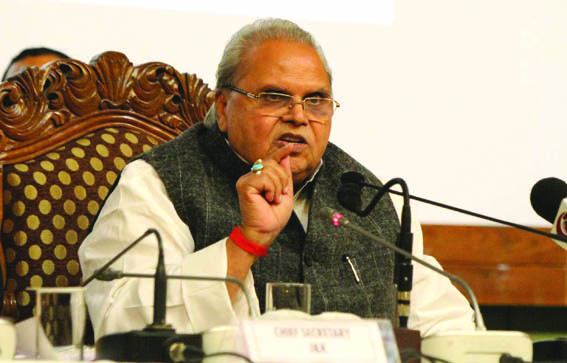 Pak duty-bound to share intelligence inputs: Governor