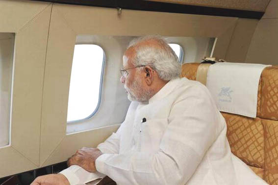 Pakistan to let PM Modi's plane fly over its airspace to Bishkek