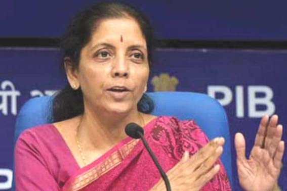 Sitharaman exhorts states to work in cohesion with centre on economic goals
