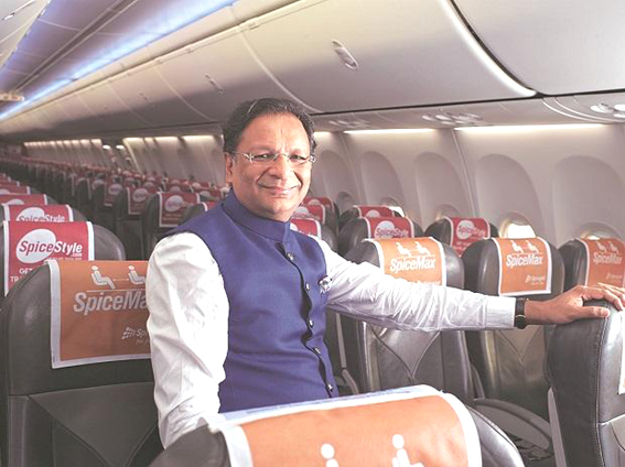 Taxation imbalances in aviation sector need to be corrected: SpiceJet chief