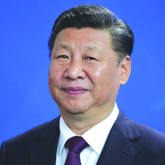 Xi offers support for improvement of Indo-Pak ties