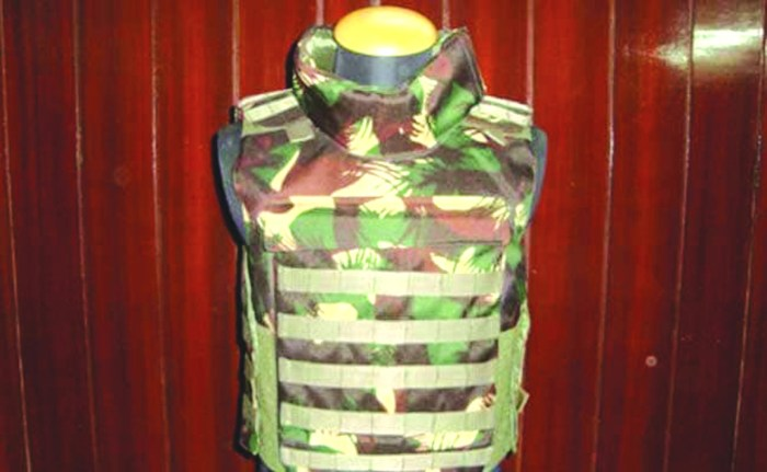 Govt to procure 1.86 lakh bullet-proof jackets by April next year