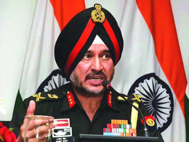 Militant camps, launch pads still active across LoC: Northern Army commander