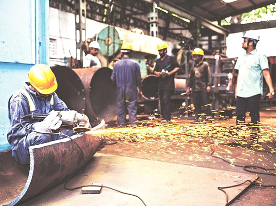 Strong demand boosts India's factory activity to 52.5 in July: PMI data