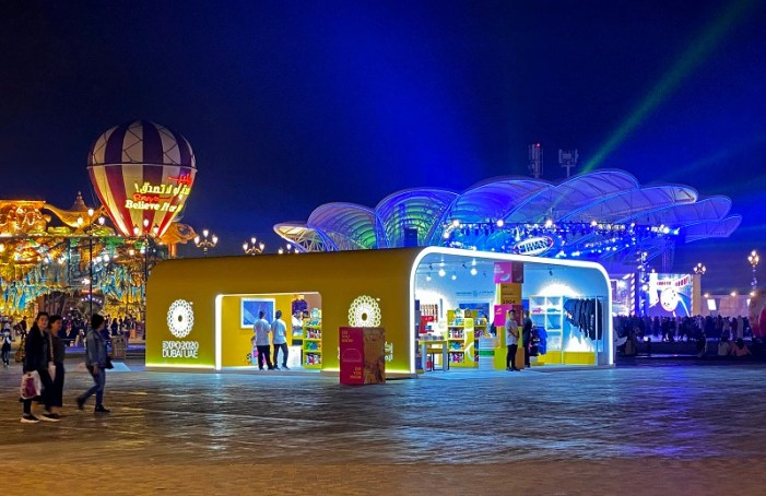 Expo 2020 Dubai launches first retail outlet for official event merchandise