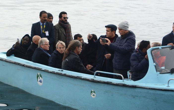 Delegation Arrives Jammu,To Assess Situation