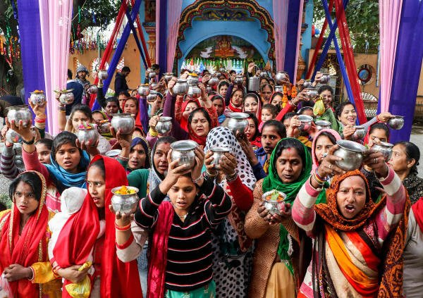 'Herath' Celebrated With Religious Fervour In Kashmir