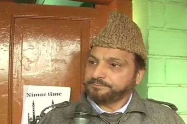 Coronavirus Pandemic: Banning Congregational prayers, Kashmir's Grand Mufti to chair crucial meet on Saturday