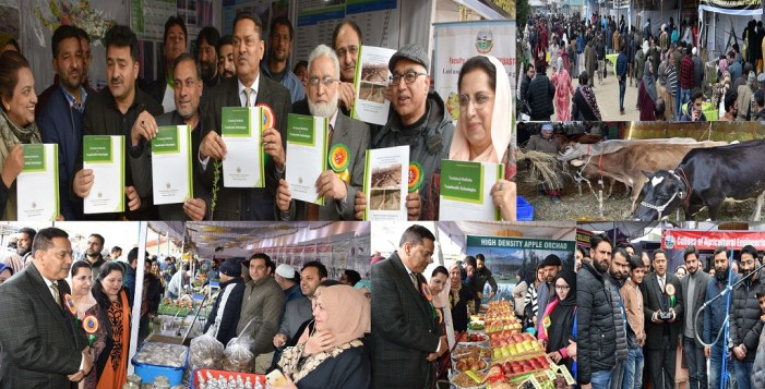 2-day technology exhibition cum seed sale mela inaugurated at SKUAST-K