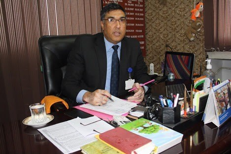 J&K Govt suspends nodal officer Coronavirus