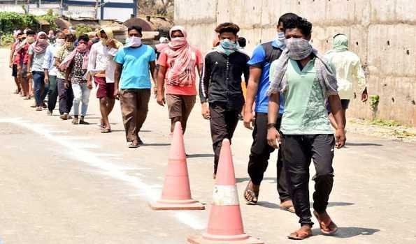 COVID-19: Cases near 40,000 mark in India, death toll 1301