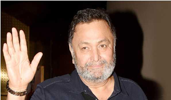 Rishi Kapoor passes away