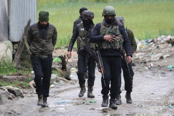 JeM commander killed in Sopore gunfight