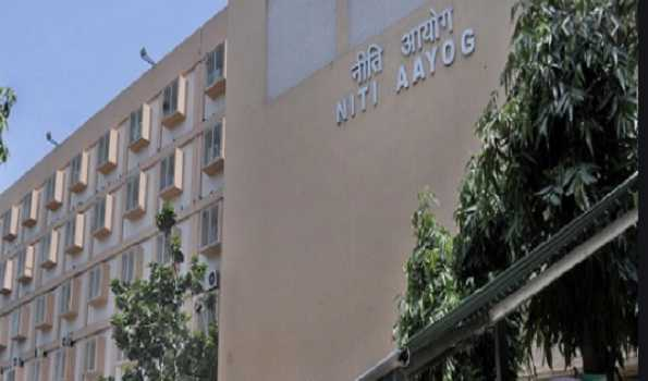 NITI Aayog seals building after its employee tests positive for COVID-19