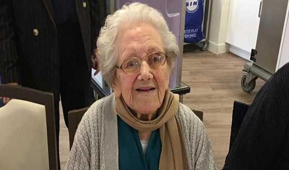 COVID-19: 106-year old woman recovers in France